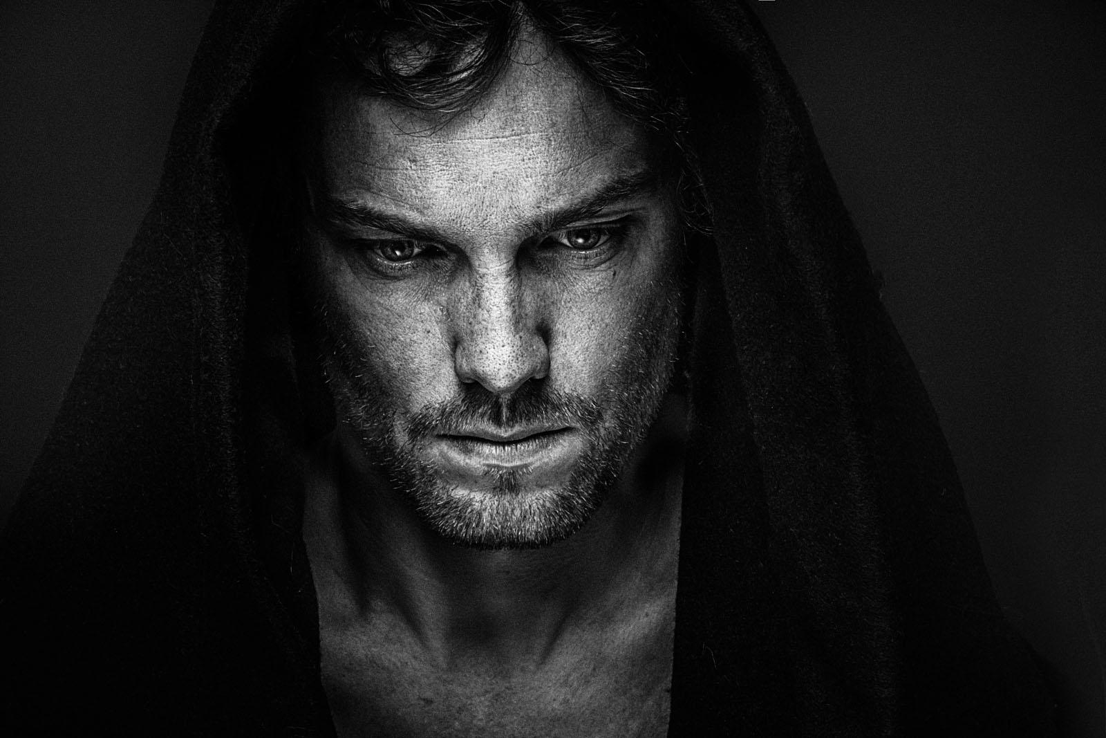 Portrætfotograf - portrætter med glød